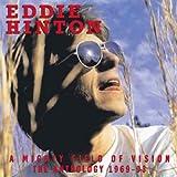 echange, troc Eddie Hinton - Anthology 1969-1993: Mighty Field of Vision