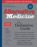 how-to Alternative medicine book