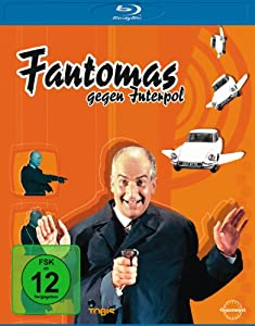 Amazon.com: Fantomas gegen Interpol: Movies & TV
