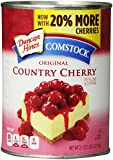 Pinnacle Foods Corp Comstock Cherry Pie Filling, 21 oz