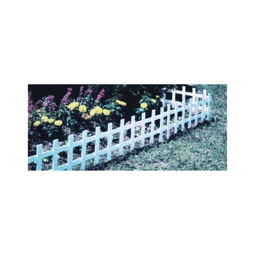 Master Mark Plastics 38532 Landscape Cape Cod Fence - One 33-Inch Section