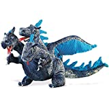 Blue Three Headed Dragon Puppet...