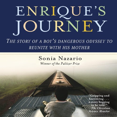 enriques journey Enrique's journey: the story of a boy's dangerous odyssey to reunite with his mother [sonia nazario] on amazoncom free shipping on qualifying offers an.