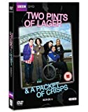 Two Pints Of Lager And A Packet Of Crisps: BBC Series - Complete Series 9 Including DVD Exclusive Bonus Features + Aftermath Parts 1 & 2 + Behind The Scenes (2 Disc Set) [DVD]