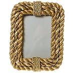 5x7 Abaca Rope Photo Frame