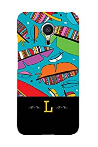 ZAPCASE PRINTED BACK COVER FOR meizu mx5- Multicolor