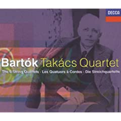 B�la Bart�k: String Quartet No.5, Sz. 102 - 1. Allegro