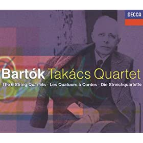 Bart�k: String Quartet No.1, Sz. 40 (Op.7) - 2. Allegretto