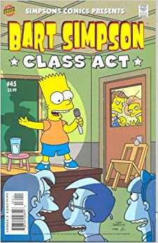 Bart Simpson Comics #45: Chris Yambar: Amazon.com: Books