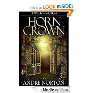 Horn Crown (Witch World: High Hallack Series)