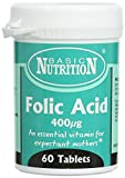 Basic Nutrition Folic Acid