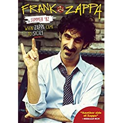 Zappa, Frank - Summer '82: When Zappa Came To Sicily [Blu-ray]