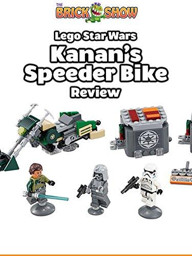 LEGO Star Wars Kanan's Speeder Bike Review (75141) on Amazon Prime Video UK