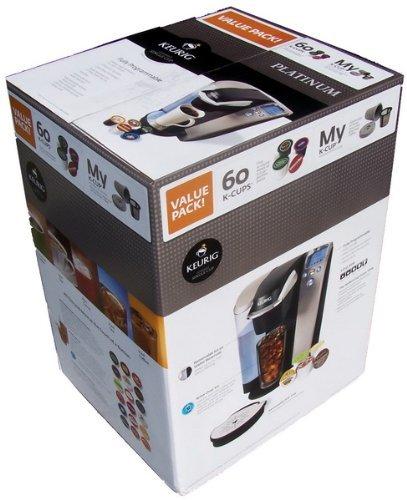 Keurig B66 Single Serve Gourmet Coffee & Tea Brewing System (Keurig B70 Coffee Maker compare prices)