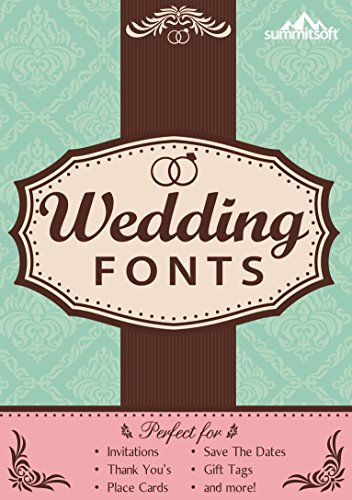 Wedding Fonts [Download]