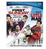 Image de First Sunday/Little Man [Blu-ray]