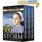 A Lancaster Amish Storm 3-Book Boxed Set Bundle (Amish Identity 1)