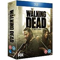 The Walking Dead Seasons 1-5 Boxset [Blu-ray] [2015]