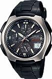 カシオ (CASIO) 腕時計 WAVE CEPTOR ウェーブセプター WVQ-400J-1AJF タフソーラー 電波時計