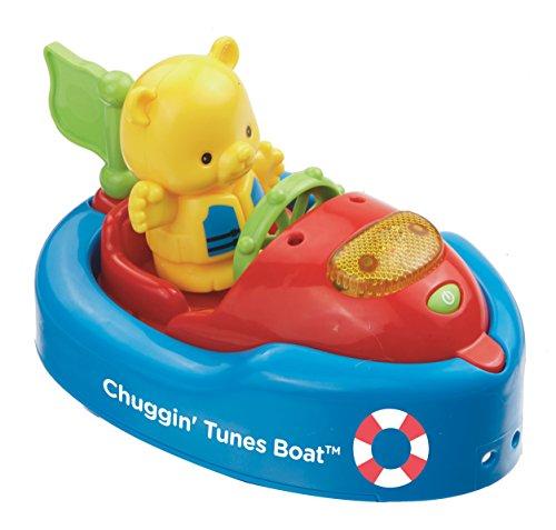 VTech Chuggin' Tunes Boat Toy