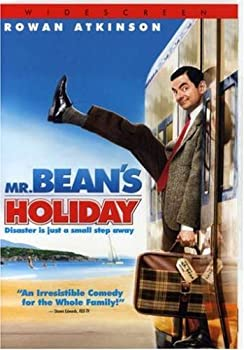 """Cover of """"Mr. Bean's Holiday (Widescreen ..."""