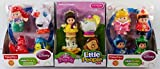 Fisher-Price Little People Disney Princess Set of 12 - Ariel, Aurora, Belle & Friends by Little People