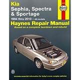 (HAYNES KIA SEPHIA, SPECTRA & SPORTAGE AUTOMOTIVE REPAIR MANUAL: 1994 THRU 2010) BY Hamilton, Joe L.(Author)Paperback...