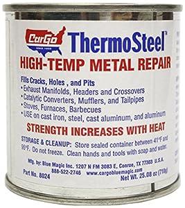 Blue Magic 8024 ThermoSteel High-Temp Metal Repair - 24 oz.