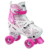Roller Derby Girls Trac Star Adjustable Roller Skate