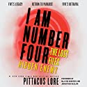 I Am Number Four: The Lost Files: Hidden Enemy Audiobook by Pittacus Lore Narrated by MacLeod Andrews, Johnathan McClain