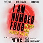I Am Number Four: The Lost Files: Hidden Enemy | [Pittacus Lore]