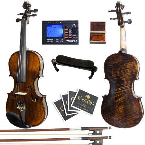 mendini-4-4-mv500-92d-flamed-1-piece-back-solid-wood-violin-with-case-tuner-shoulder-rest-bow-rosin-