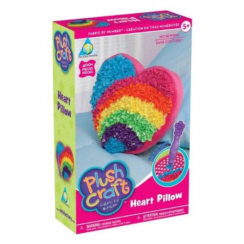 Plush-Craft-Heart-Pillow-Kit