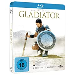 Gladiator (Limited Extended Edition im Steelbook) [Blu-ray]