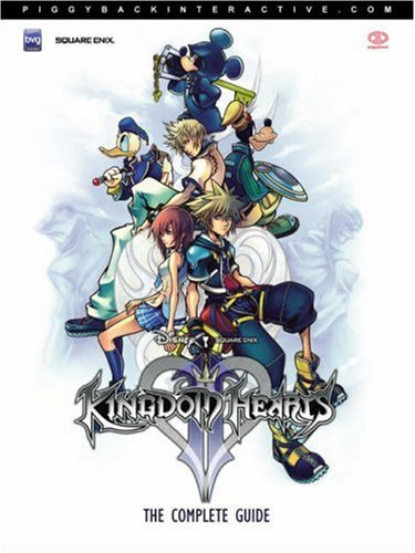 Kingdom Hearts II: The Complete Guide: The Complete Official Guide: v. 2 (Kingdom Hearts Ii Guide compare prices)