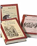Best of Twain: 8 Volume Set: Huck Finn, Tom Sawyer, Puddinhead Wilson, Roughing It, Connecticut Yankee, Life on the Mississippi, Tramp Abroad, and Innocents Abroad (0195159799) by Twain, Mark