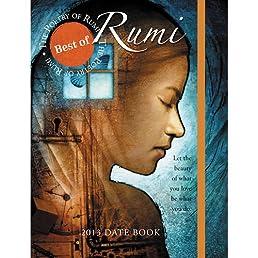 Rumi 2013 Datebook