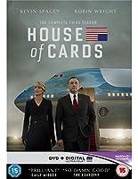 House of Cards - Season 3 [DVD]