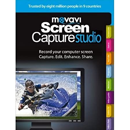 Movavi Screen Capture Studio 4 Business Edition [Download]