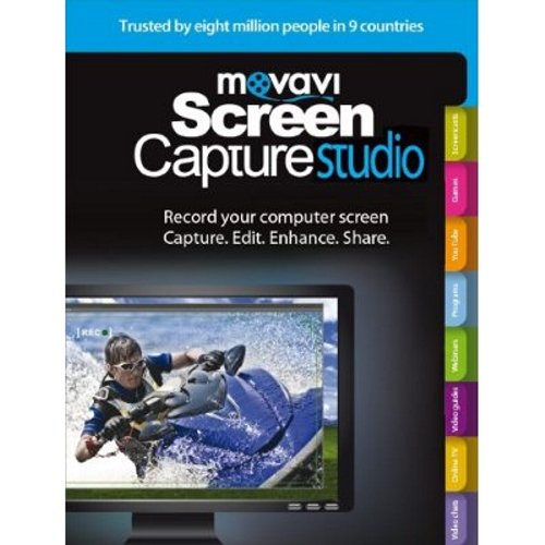 Movavi Screen Capture Studio 4 Personal Edition [Download]