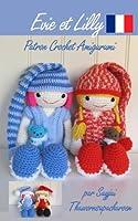 Evie et Lilly Patron Crochet Amigurumi