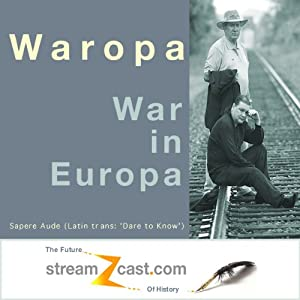 Waropa - War in Europa | [Bill Goodwin, Mark Woods]
