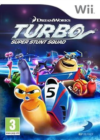 Turbo Super Stunt Squad (Nintendo Wii)