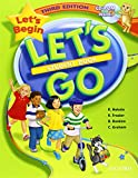 Let's Go Let's Begin Student Book with CD-ROM (019439431X) by Nakata, Ritsuko