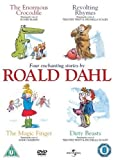 Four Enchanting Stories By Roald Dahl (