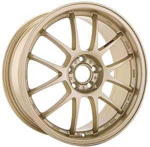 17x7 Konig Daylite (Gold) Wheels/Rims 5x100 (DY77510407)