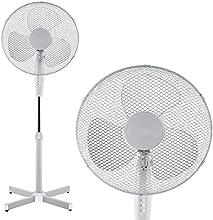 Benross Stand Fan, 16-Inch, 50 Watt