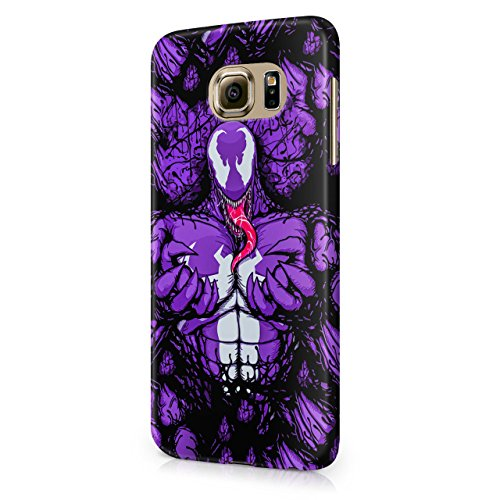 Venom Spiderman Hard Snap-On Protective Case Cover For Samsung Galaxy S6 (Not Edge)