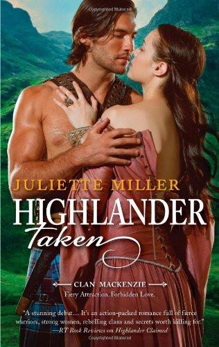 Highlander Taken (Hqn)