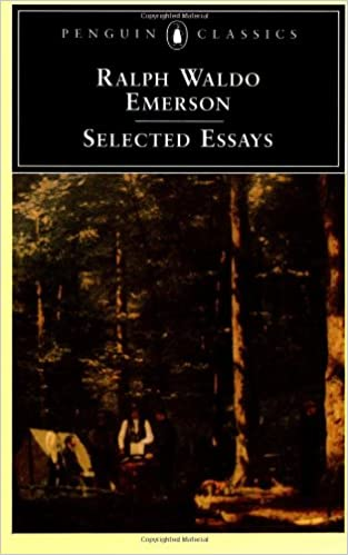 Essays (Emerson) - Wikipedia, the free encyclopedia